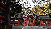 枚聞神社 - 「航海神」としても尊崇される、薩摩国一宮を巡って新田神社と争う