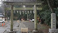 穴澤天神社 東京都稲城市矢野口