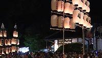 鴨都波神社 - 御所市、コトシロヌシの本源、「ススキ提灯」で知られる式内名神大社