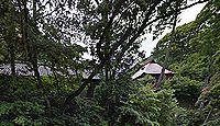 松葉神社 - 1300年前に津島神社から勧請という伝承ある古社、隠れた嵐神社?