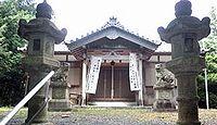 大井神社 三重県鈴鹿市山辺町