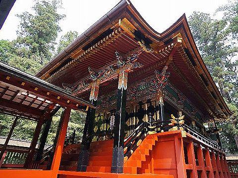 群馬県の神社のキャプチャー
