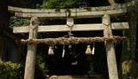 大江神社 鳥取県八頭郡八頭町橋本