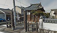二宮神社(海陽町) - お遍路ゆかり弘法寺の東南東の一角に鎮座する神社