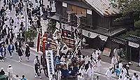 姥神大神宮 - 北海道最古の神社、ニシン大漁で創建、蝦夷地最古の祭り「ヤマ」練り歩く