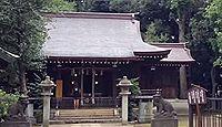 志村熊野神社 東京都板橋区志村