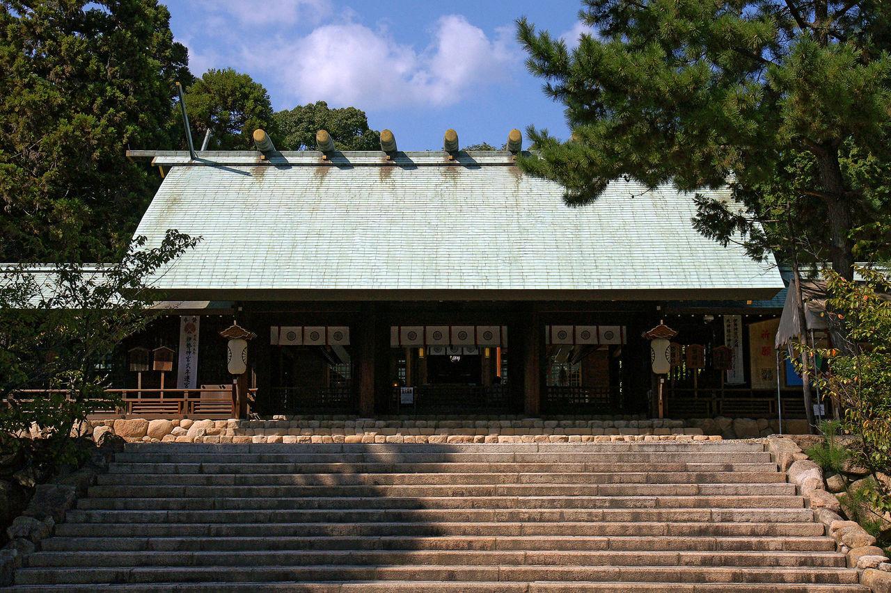 [御祭神がアマテラス]初詣で人気の神社のキャプチャー