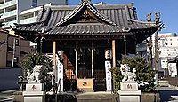 氷川神社 東京都豊島区高田のキャプチャー