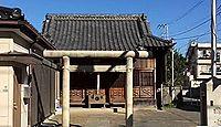 東北野神社 東京都足立区鹿浜のキャプチャー