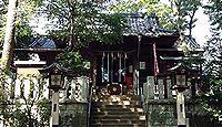 千束八幡神社 東京都大田区南千束のキャプチャー