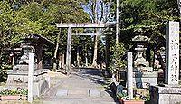 神戸神社 三重県伊賀市上神戸