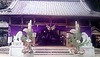 花岡神社(松阪市飯高町) - アメノオシホミミを祀る、元伊勢「飯野高宮」伝承地
