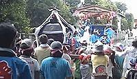 東別府神社 埼玉県熊谷市東別府のキャプチャー