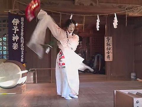 愛媛県の重要無形民俗文化財