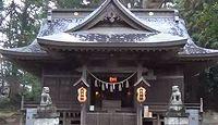 有賀神社 茨城県水戸市有賀町のキャプチャー
