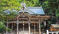 知井八幡神社 京都府南丹市美山町北のキャプチャー