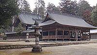 荒田神社(多可町) - 少彦名命が降臨して村人を救った式内の古社、坂上田村麻呂ゆかり