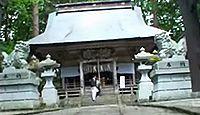 大山祇神社 福島県耶麻郡西会津町野沢大久保のキャプチャー