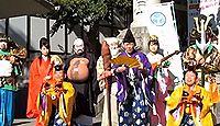 深川神社(瀬戸市) - 奈良期創建の瀬戸の産土神、瀬戸物の陶祖を祀る境内社と陶祖祭