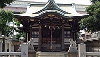 綾瀬神社 東京都足立区綾瀬のキャプチャー