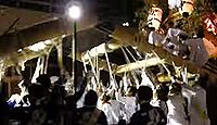 貴布禰神社(尼崎市西本町) - 「尼崎の総氏神」、8月に勇壮な「山合わせ」だんじり祭り