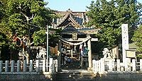 八王子神社 神奈川県茅ヶ崎市本村のキャプチャー
