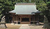 東大社 - 京を恐慌させた大津波を鎮めるための20年ごとの銚子式年神幸祭が900年続く古社