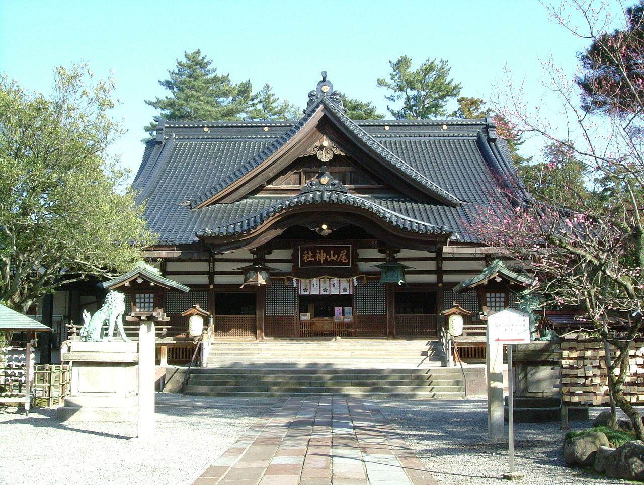 [石川県]初詣で人気の神社のキャプチャー