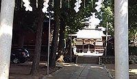 須賀神社 東京都杉並区成田東