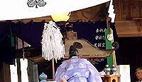 守田神社 長野県長野市七二会
