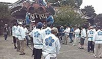 桜岡神社(宇佐市) - 四日市地区450年の伝統的祭典が根付く蛭子宮、12月にえびす祭り
