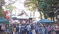 広瀬神社(伊豆の国市) - 三嶋大社の后神を祀る、秀吉の小田原攻めで焼失後に復興