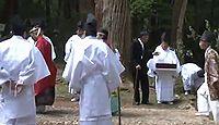 塩野神社 長野県上田市前山のキャプチャー