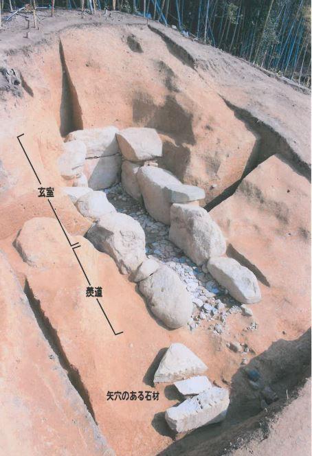 「豊田トンド山古墳」(仮称)の巨大石室の実態が明らかに 布留遺跡に関わる7世紀前半首長層のキャプチャー