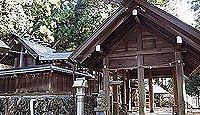 元伊勢「佐佐波多宮」伝承地の一つである篠畑神社(宇陀市榛原山辺三字篠畑)