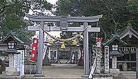 都波岐神社 - サルタヒコを祀る伊勢国一宮、合併して都波岐神社・奈加等神社とも