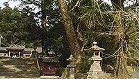 蒲生八幡神社 鹿児島県姶良市蒲生町上久徳のキャプチャー