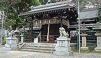 許波多神社(木幡) - 天武天皇が命名「柳大明神」、あずにゃんも合格祈願した古社