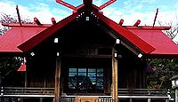 御傘山神社 - 室蘭で日本製鋼所が創業する際に大国主命を奉斎、現在も職員の供奴行列
