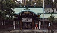 氷川神社 東京都港区白金