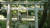 神野神社 兵庫県丹波市氷上町御油