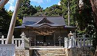 玉若酢命神社 - 式内社の隠岐国総社、開拓神を祀りその末裔が現神主家、御霊会風流