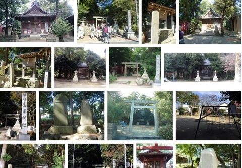 尾津神社 三重県桑名市多度町小山のキャプチャー