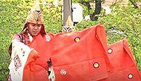 重要無形民俗文化財「聖霊会の舞楽」 - 聖徳太子の法会、王朝時代の古式豊かな舞楽のキャプチャー