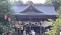 二宮神社(あきる野市) - 武州六社中唯一の式外社、平将門の乱よりの武家の崇敬厚く