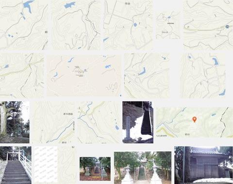 笠野神社 石川県河北郡津幡町笠池ヶ原のキャプチャー