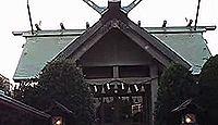簸川神社 - 第五代孝昭天皇の御世の創建、源義家も祈願した氷川大明神、江戸七氷川