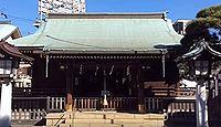 春日神社 東京都大田区中央