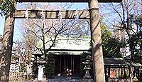 氷川神社(千住仲町) - 東都七福神の関屋天満宮、千住七福神の弁財天、5年に一度の大祭