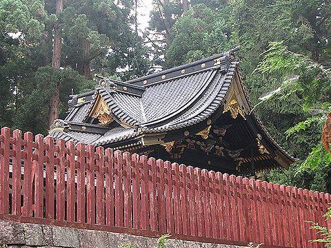 青森県の神社のキャプチャー
